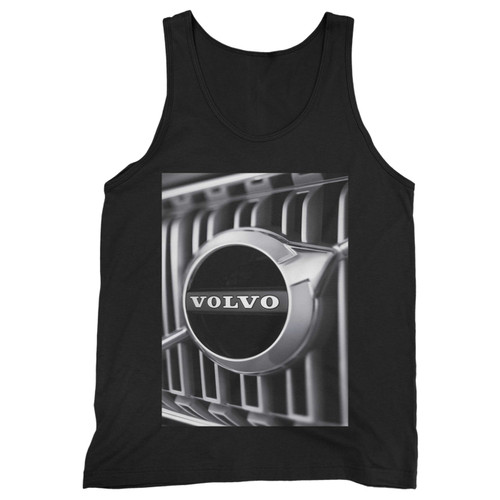 Our cotton volvo logo bumper men tank top is perfect for those intense workouts in the gym, at practice or pickup games.
