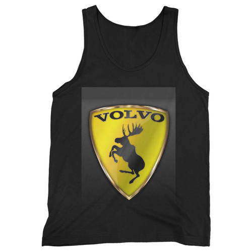 Our cotton volvo logo hologram men tank top is perfect for those intense workouts in the gym, at practice or pickup games.
