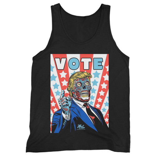Our cotton vote donald trump men tank top is perfect for those intense workouts in the gym, at practice or pickup games.
