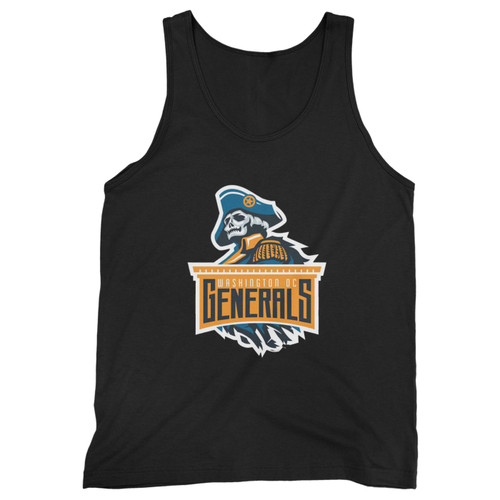 Our cotton washington generals skull men tank top is perfect for those intense workouts in the gym, at practice or pickup games.