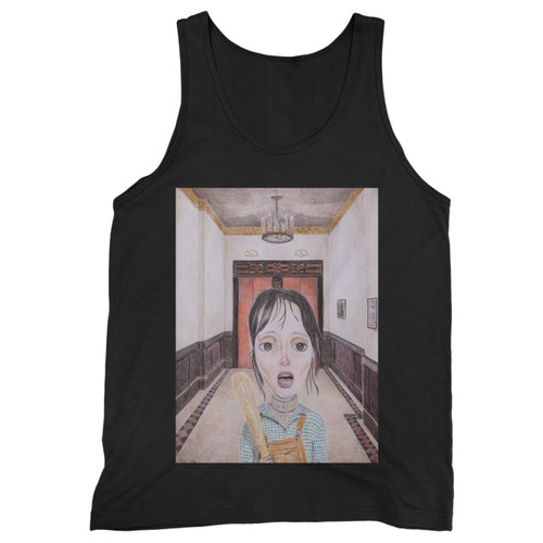 Our cotton wendy torrance the shining men tank top is perfect for those intense workouts in the gym, at practice or pickup games.