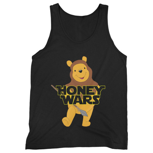 Our cotton winnie honey wars men tank top is perfect for those intense workouts in the gym, at practice or pickup games.