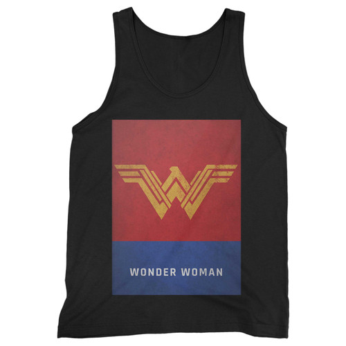 Our cotton wonder woman justice league men tank top is perfect for those intense workouts in the gym, at practice or pickup games.