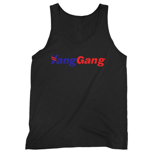 Our cotton yang gang men tank top is perfect for those intense workouts in the gym, at practice or pickup games.