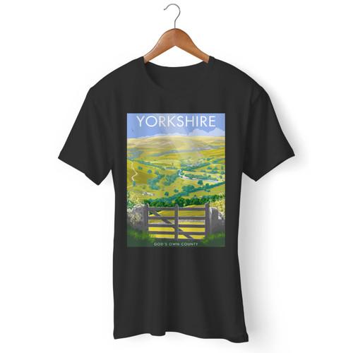 Yorkshire Men T Shirt