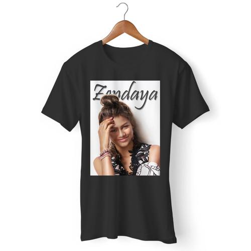 Zendaya Men T Shirt