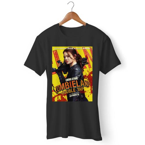 Zombieland Double Tap Movie Men T Shirt
