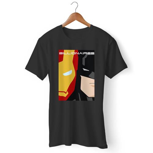 Ironman Poster Men T Shirt