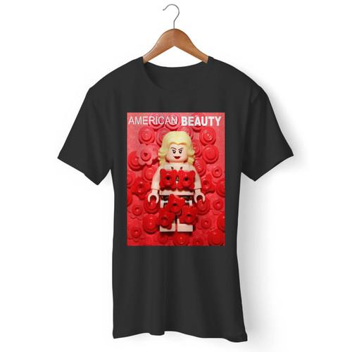 Lego American Beauty Men T Shirt