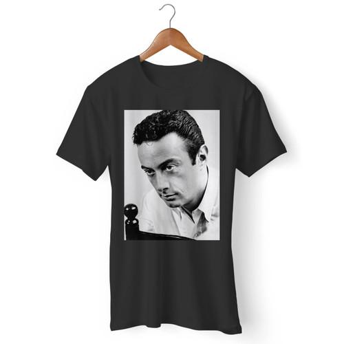 Lenny Bruce Black And White Men T Shirt