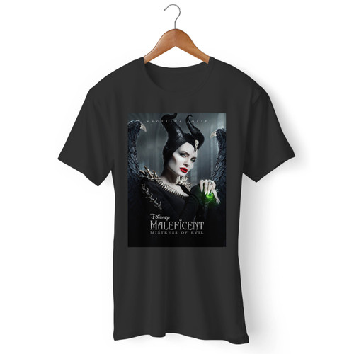 Maleficent 2 Evil Angelina Jolie Men T Shirt