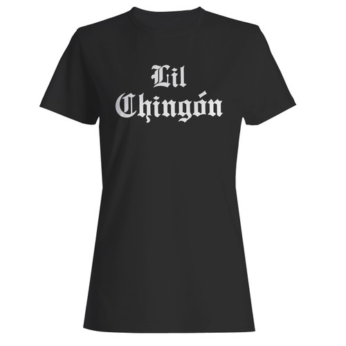 These are lil chingon women t shirt that are cute tied to the side or paired with a cardigan or jacket for a more styled look. So comfy and classic, they are sure to make your vacation extra magical.