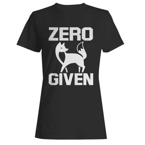 These are zero fox given women t shirt that are cute tied to the side or paired with a cardigan or jacket for a more styled look. So comfy and classic, they are sure to make your vacation extra magical.