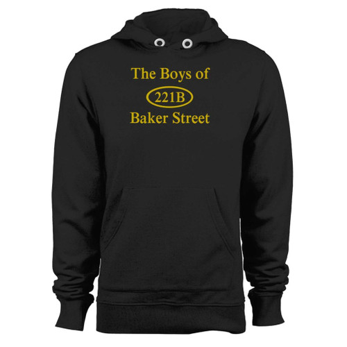 Was created with comfort in mind, this 221b baker street hoodie lighter weight is perfect for any activity. Teams and groups love this hoodie for its affordable price and variety of colors.