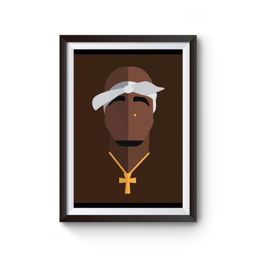 2pac Tupac Shakur Poster