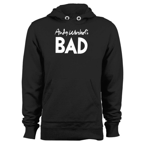 Was created with comfort in mind, this andy warhols bad hoodie lighter weight is perfect for any activity. Teams and groups love this hoodie for its affordable price and variety of colors.