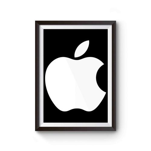 Apple Logo Poster