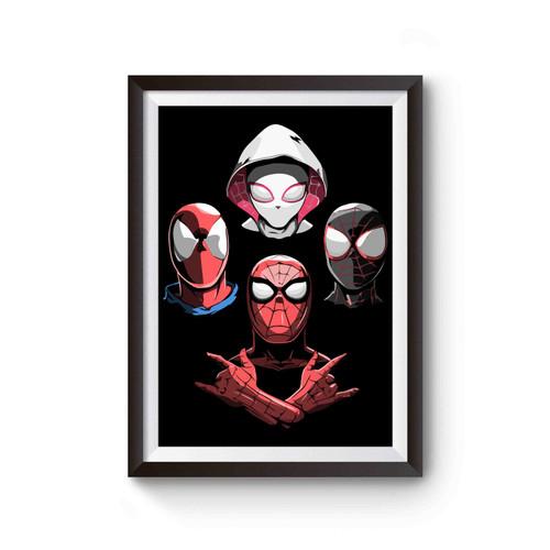 Arachnid Rhapsody Poster