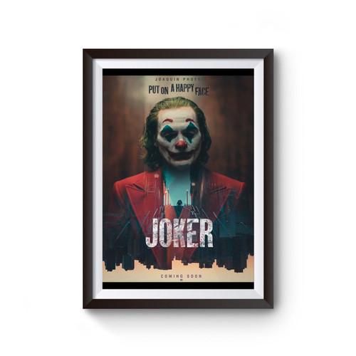 Art Joker Movie Poster
