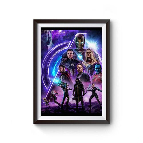 Artstation Avengers Endgame Poster