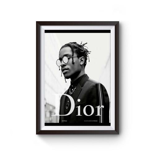 Asap Rocky Dior Poster