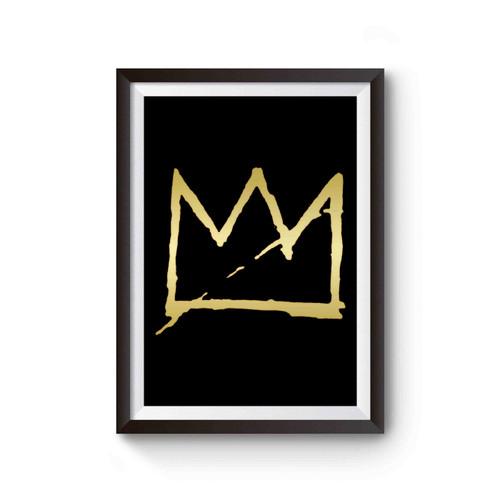 Basquiat Crown Jean Michel Basquiat Poster