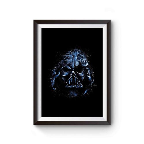 Darth Vader The Force Awakens Star Wars Poster