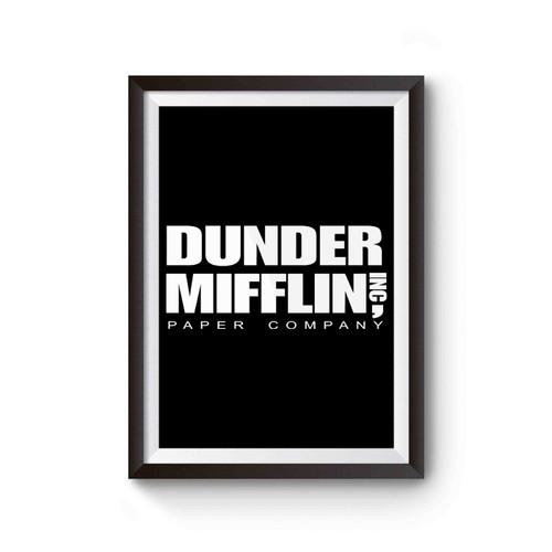 Dunder Mifflin Paper Compay Poster