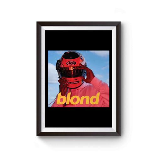 Frank Ocean Blond Cover Poster
