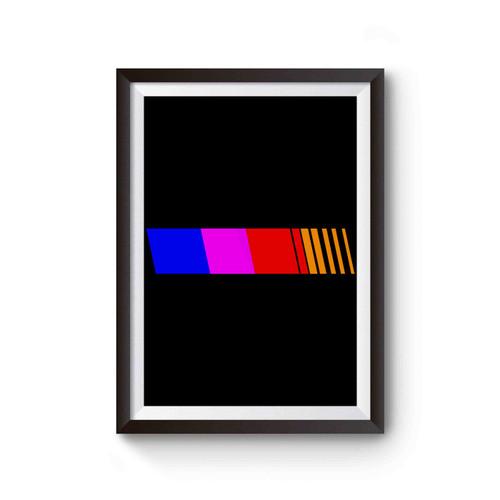 Frank Ocean Blonde Inspired Poster