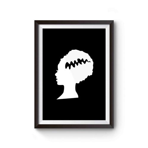 Frankenstein Halloween Couple 2 Gift Poster