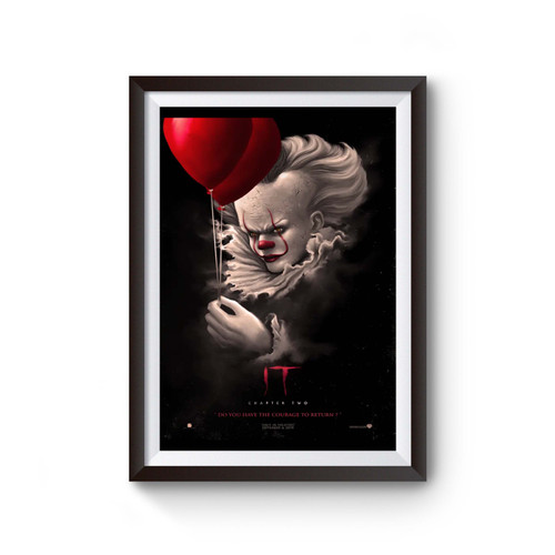 It Chapter 2 Poster Poster