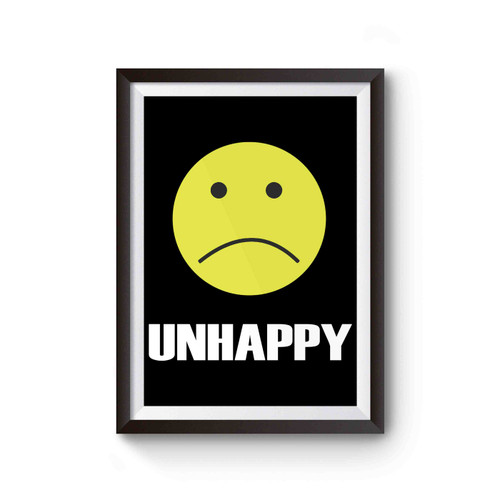 Lil Pump - Unhappy Poster