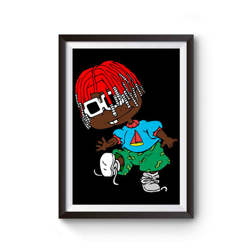 Lil Yachty Rugrats Poster