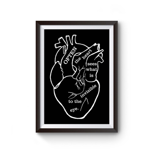 Often Heart Sees Poster