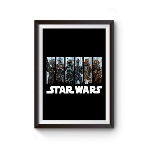 Star Wars At-At Poster