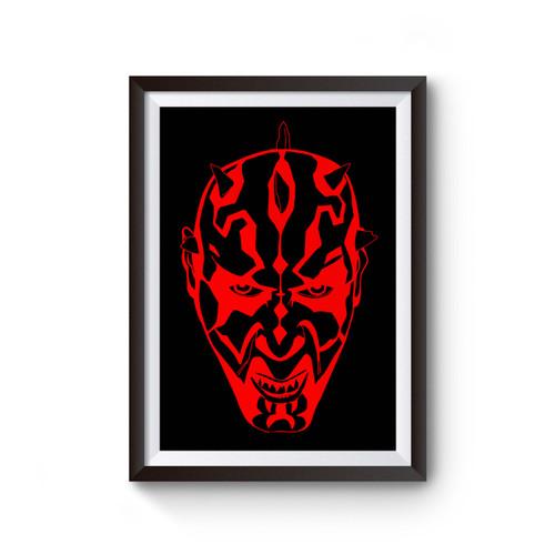 Star Wars Darth Maul Sith Lord Poster