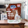 Wish Ultra Hand Sanitizer Refill 33.8oz(1L) 4 Scents Options with Extra Moisturizer