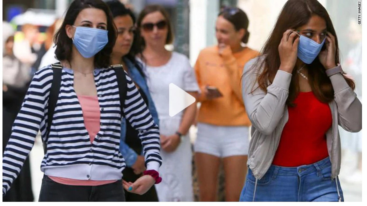 Want to prevent another shutdown, save 33,000 lives and protect yourself? Wear a face mask, doctors say