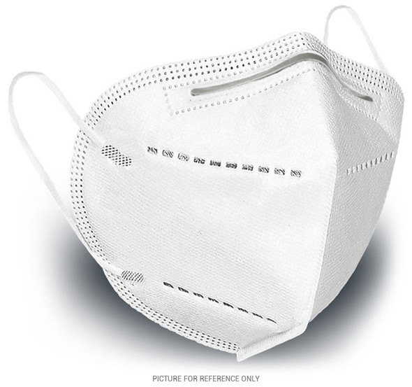 KN95 respirator face mask. Manufactures in an CE and FDA Certificated facility.