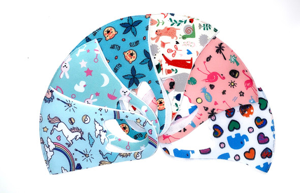 KIDS MASK - VARIETY PACK - 6
