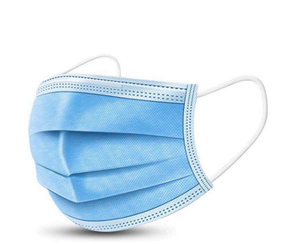 Surgical Face Mask CE and FDA Certificated 3 Ply Non-Woven Eurofins tested and approved