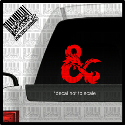 DnD logo on truck