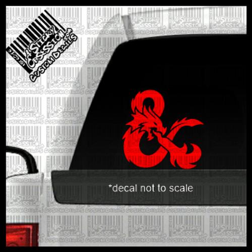 DnD logo on truck