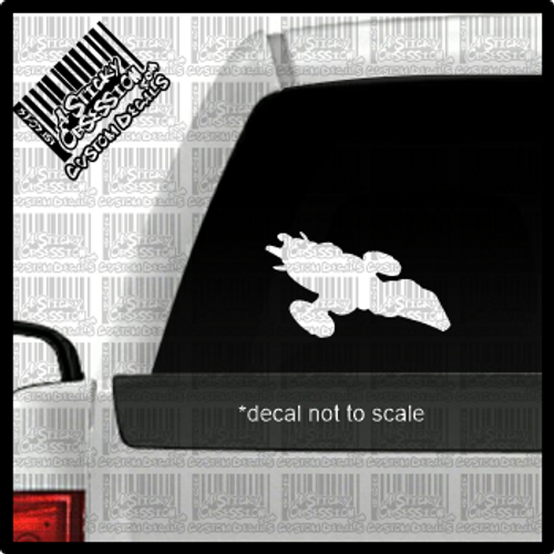 Firefly Serenity decal on truck