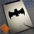1966 Batmobile Batman Decal on iPad