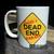 Dead End Garage mug
