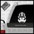 Clone Trooper Jesse decal on truck