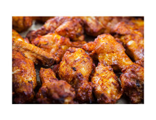Cat Daddy Chicken Wings