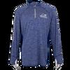 Prodigy Dry-Tek 1/4 Zip Jacket- Blue/White Ink